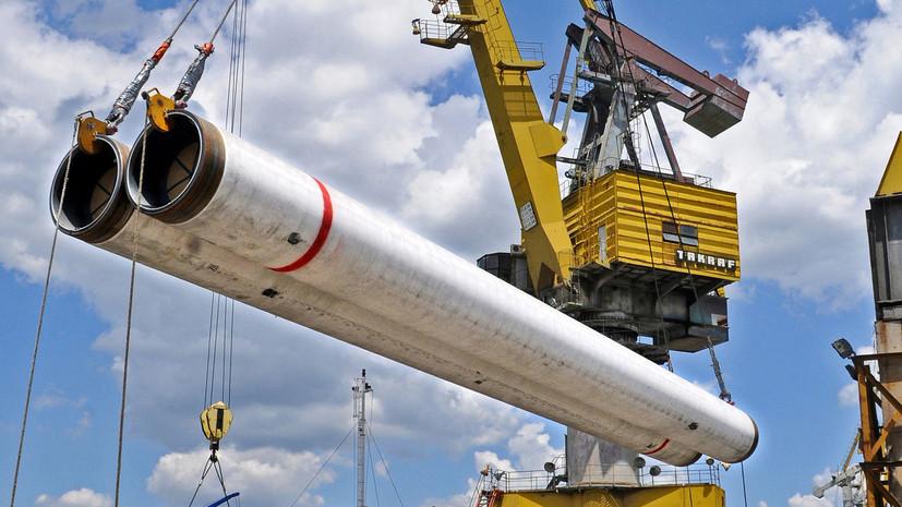 Депутаты дали газу: парламент Турции ратифицировал соглашение по «Турецкому потоку»