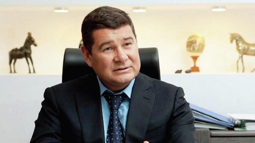 «Для него война – это бизнес»: Онищенко о коррупционных схемах Порошенко в интервью RT