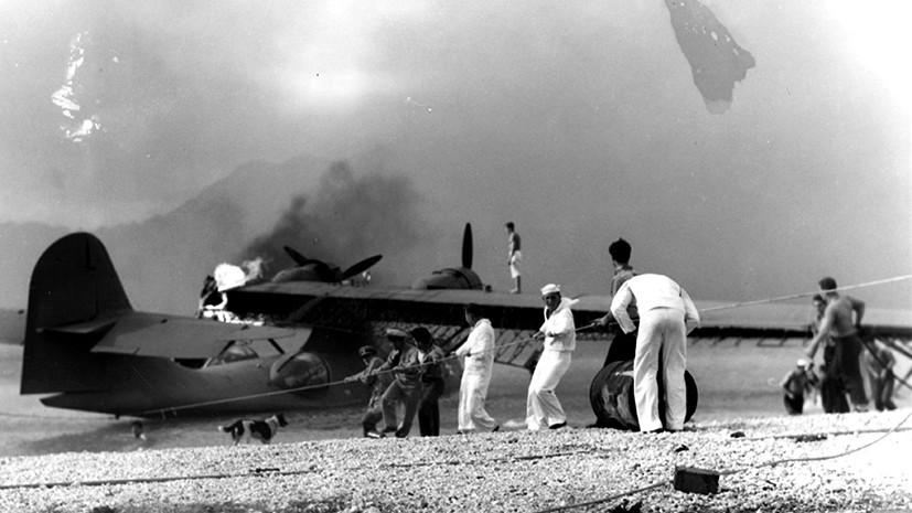 Курс на большую войну: почему Япония напала на Пёрл-Харбор