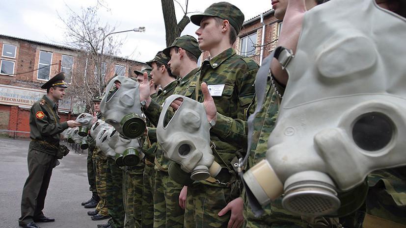 Держать себя в форме: какая альтернатива военным кафедрам может появиться у студентов