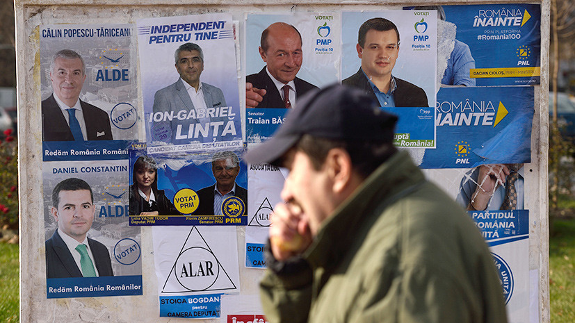 Между дьяволом и бесом: RT изучил политические симпатии граждан Румынии накануне выборов