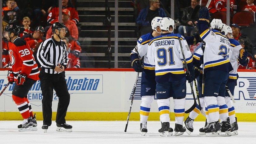 Поставщик: Тарасенко отдал три паса и вышел на второе место в гонке бомбардиров НХЛ