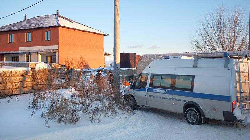 Месть или коммерция: первые версии нападения на семью полицейского в Самарской области