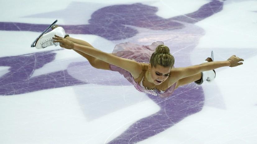 «Радионова может вылететь из сборной»: олимпийская чемпионка об итогах финала Гран-при