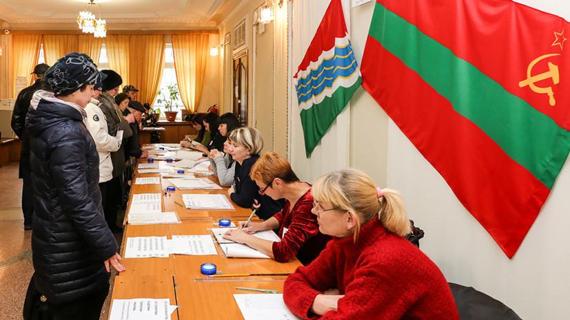 Активная позиция: явка на президентских выборах в Приднестровье составила почти 60%