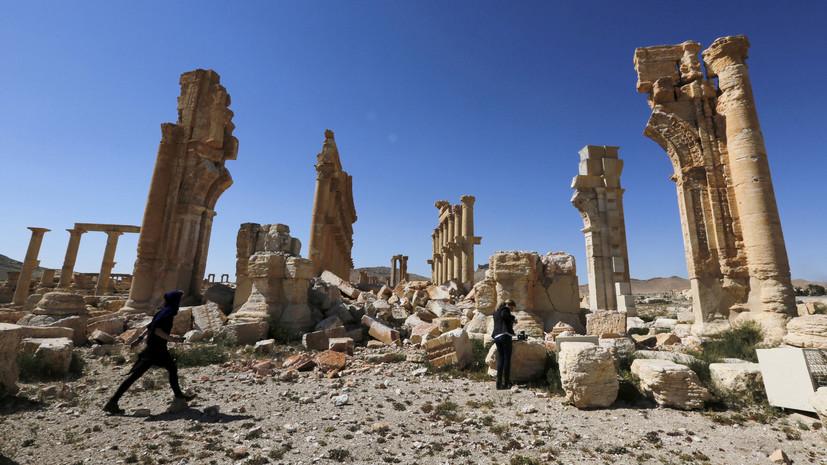 Тупиковые предложения и срежиссированная акция: дипломаты и политики об Алеппо и Пальмире