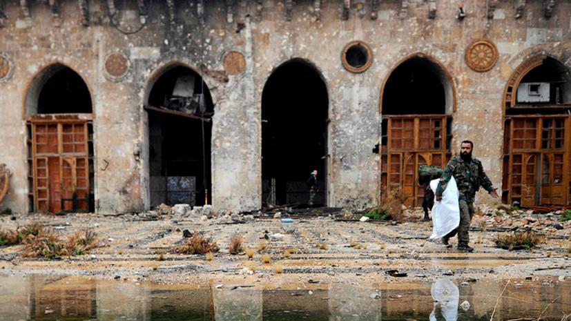После Алеппо: по какому сценарию будет развиваться сирийский конфликт