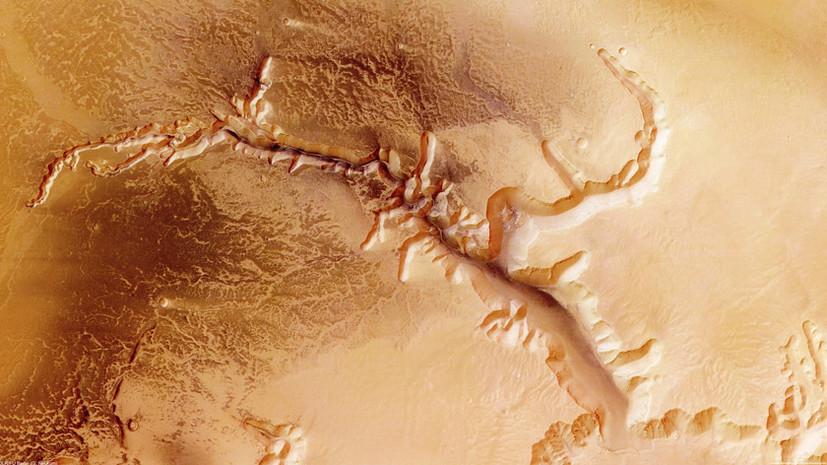 Животворящая глина: на Марсе могли быть условия для жизни микроорганизмов