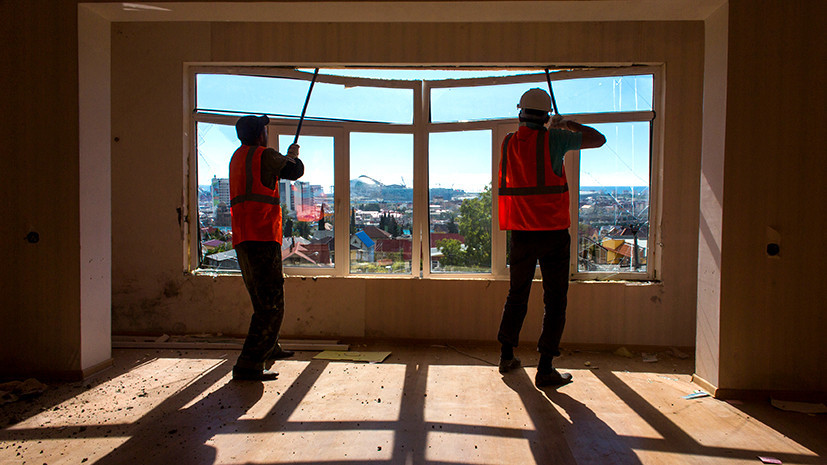 На всякий пожарный: Минстрой намерен установить в квартирах россиян «спасательные» окна