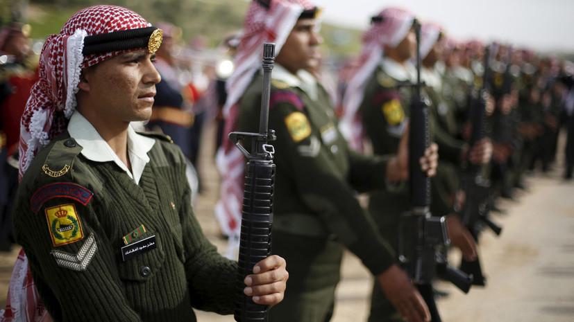 Сирийский рикошет: есть ли связь между политикой Иордании в САР и новыми терактами