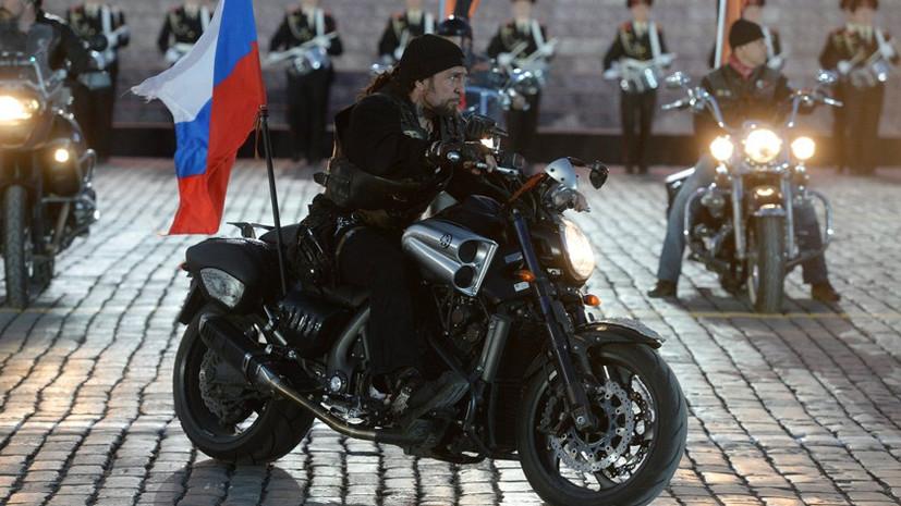 Победа, мотоциклы и Кадыров: байкер Хирург просит Путина учредить патриотический совет