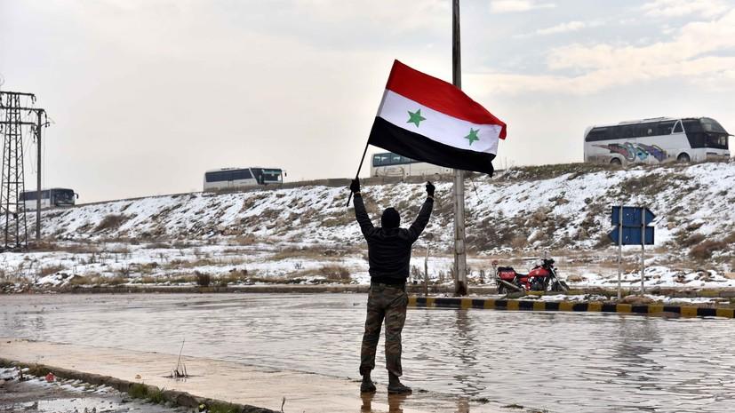 «Огромный успех сирийской армии и наших ВКС»: российские эксперты об освобождении Алеппо
