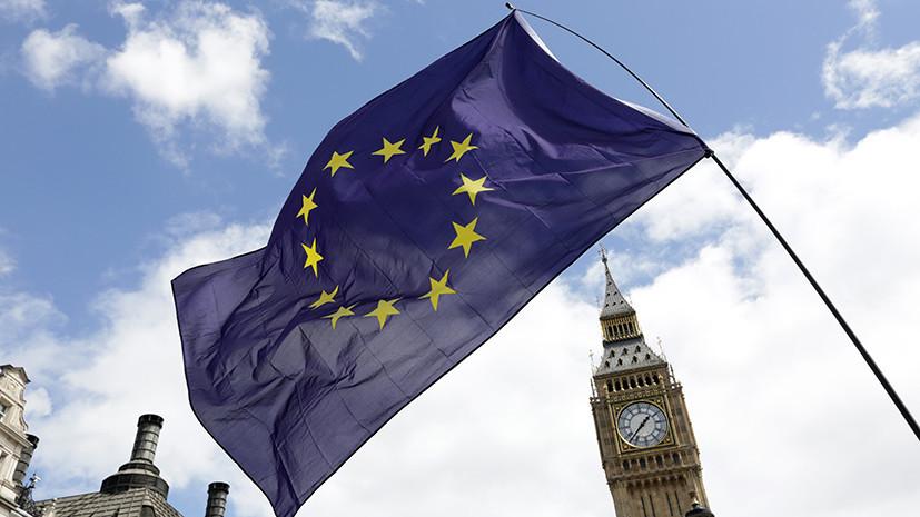 Успеть до брексита: британцы хотят свободно передвигаться по Евросоюзу