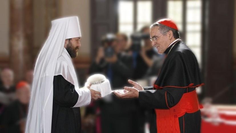 Тест RT: Православие или католичество?
