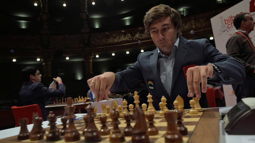 Без мата: Карякин лишь 36-й на ЧМ по быстрым шахматам, Непомнящий претендует на золото