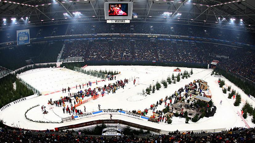 Подчуфарова и Волков участвуют в «Рождественской гонке»