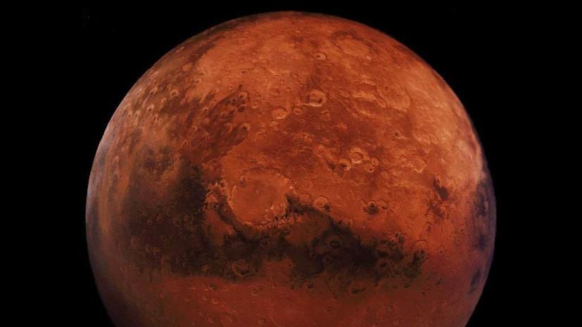 Тест RT: Что вы знаете о Марсе?