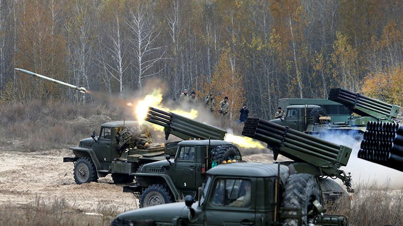 Как всё запущено: Киев провёл стрельбы в районе Крыма несмотря на предупреждение России