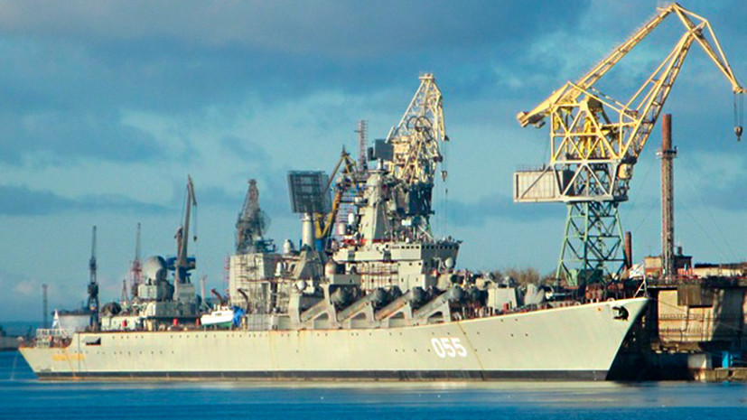 «Атлант» расправил плечи: ВМФ России наращивает присутствие в Мировом океане