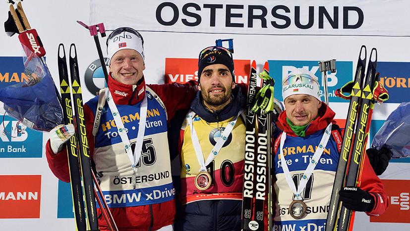 Шведский стоп: россияне остались без медалей в индивидуальной гонке