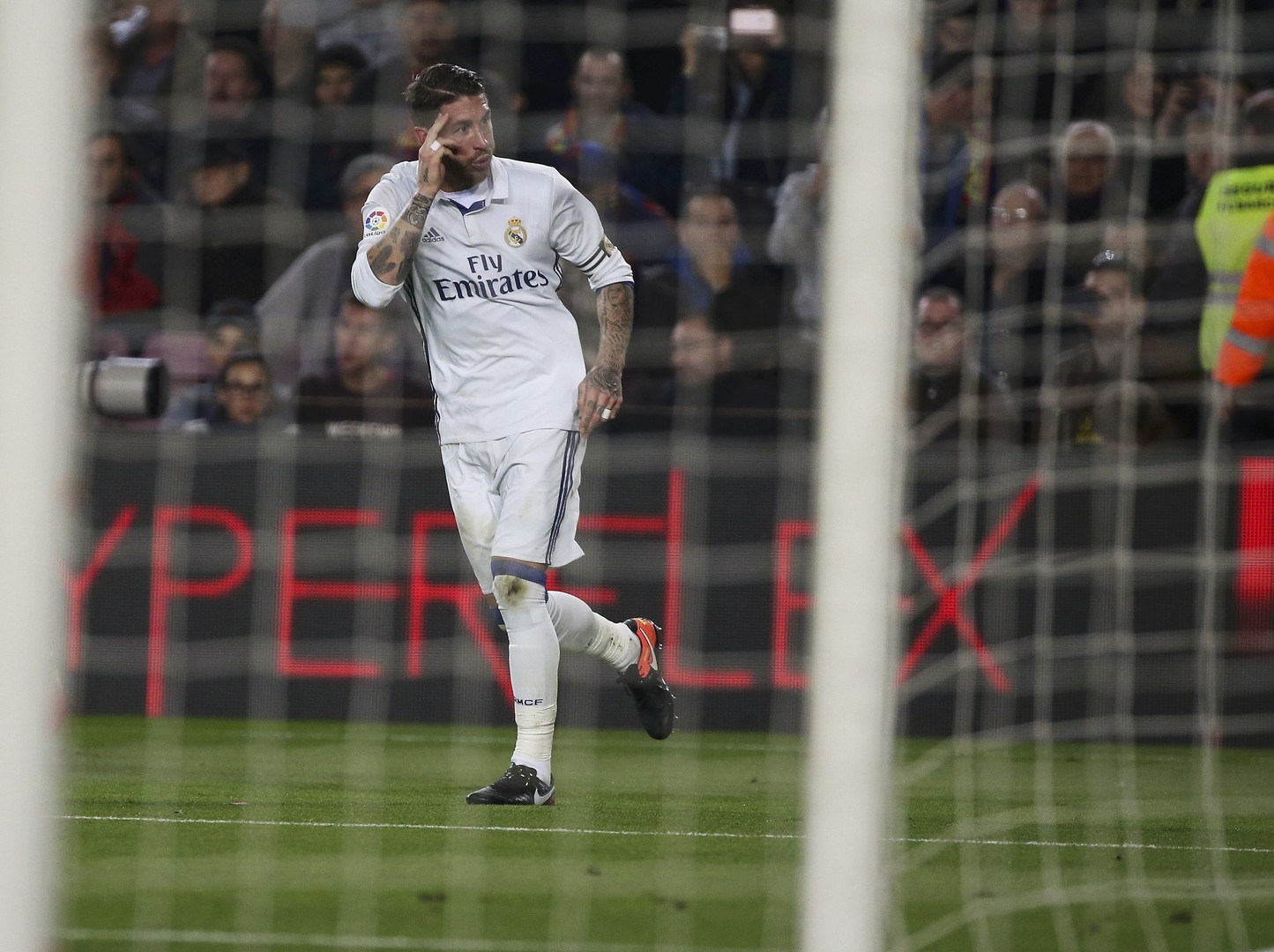 Спасибо, кэп: Серхио Рамос спас «Реал» от поражения в Эль-Класико