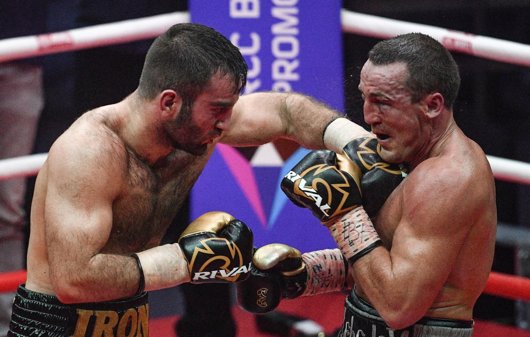 Претендент не промах: Гассиев победил Лебедева и стал чемпионом мира по версии IBF