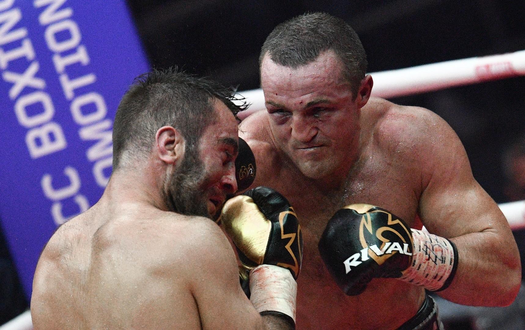 «Чемпионские пояса нужно выигрывать убедительнее»: Лебедев о бое с Гассиевым
