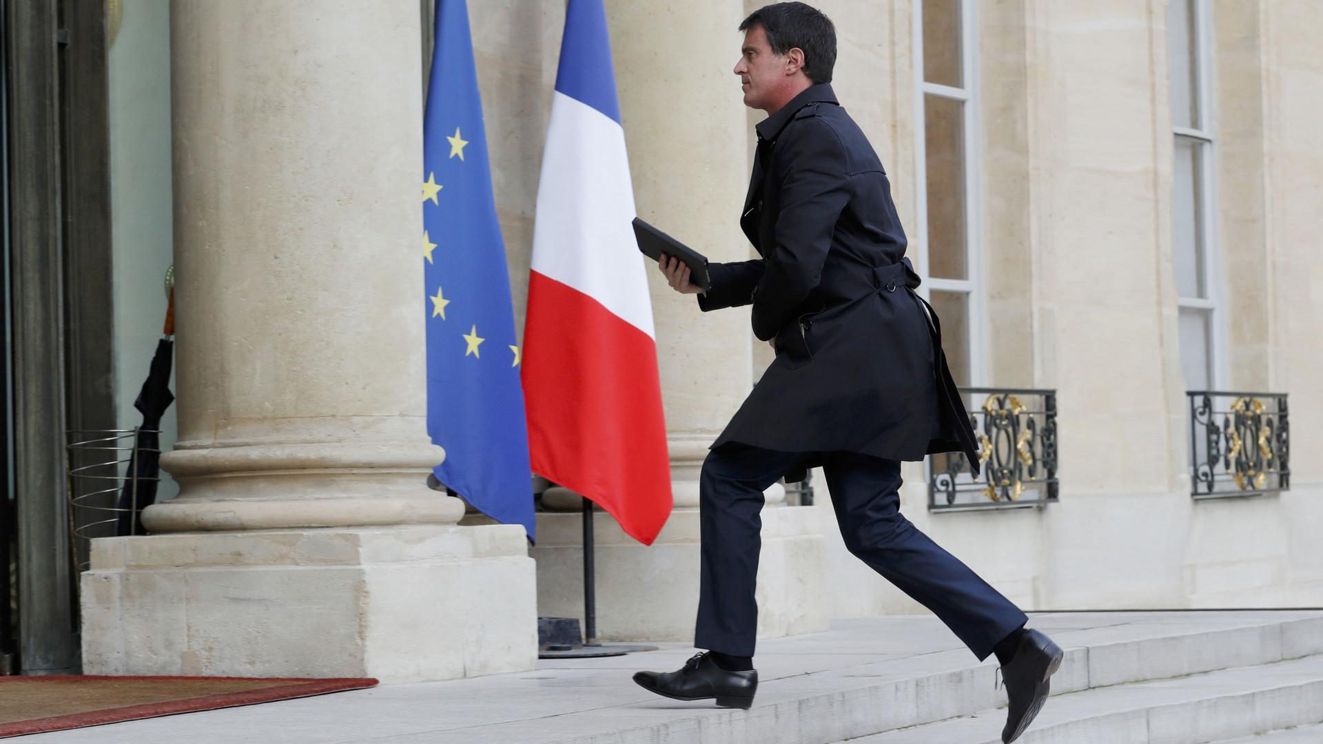 «Итак, я кандидат»: Мануэль Вальс выдвинулся на пост президента Франции