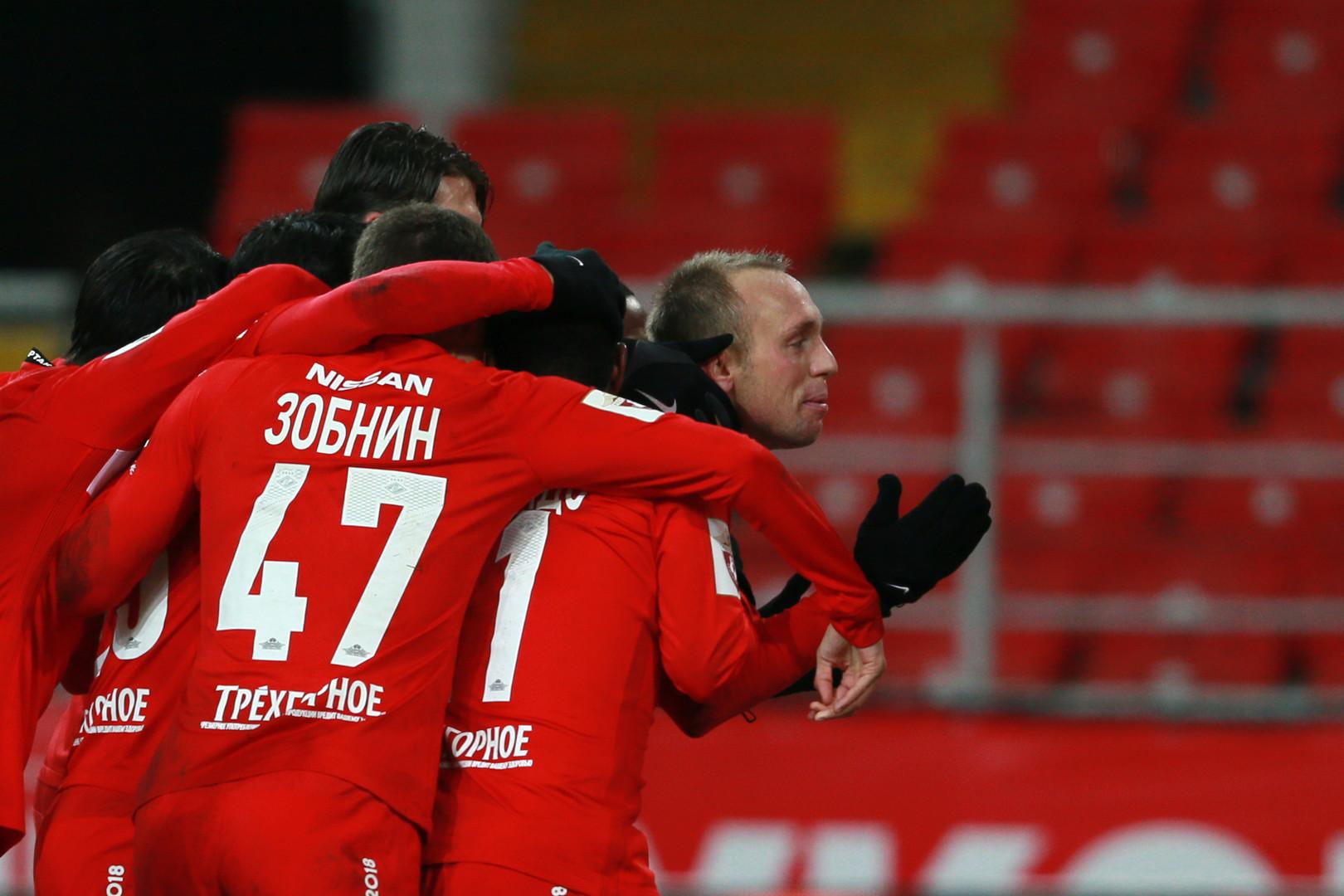 «Сделать всё, чтобы «Спартак» стал чемпионом»: футболисты и тренеры о победе красно-белых