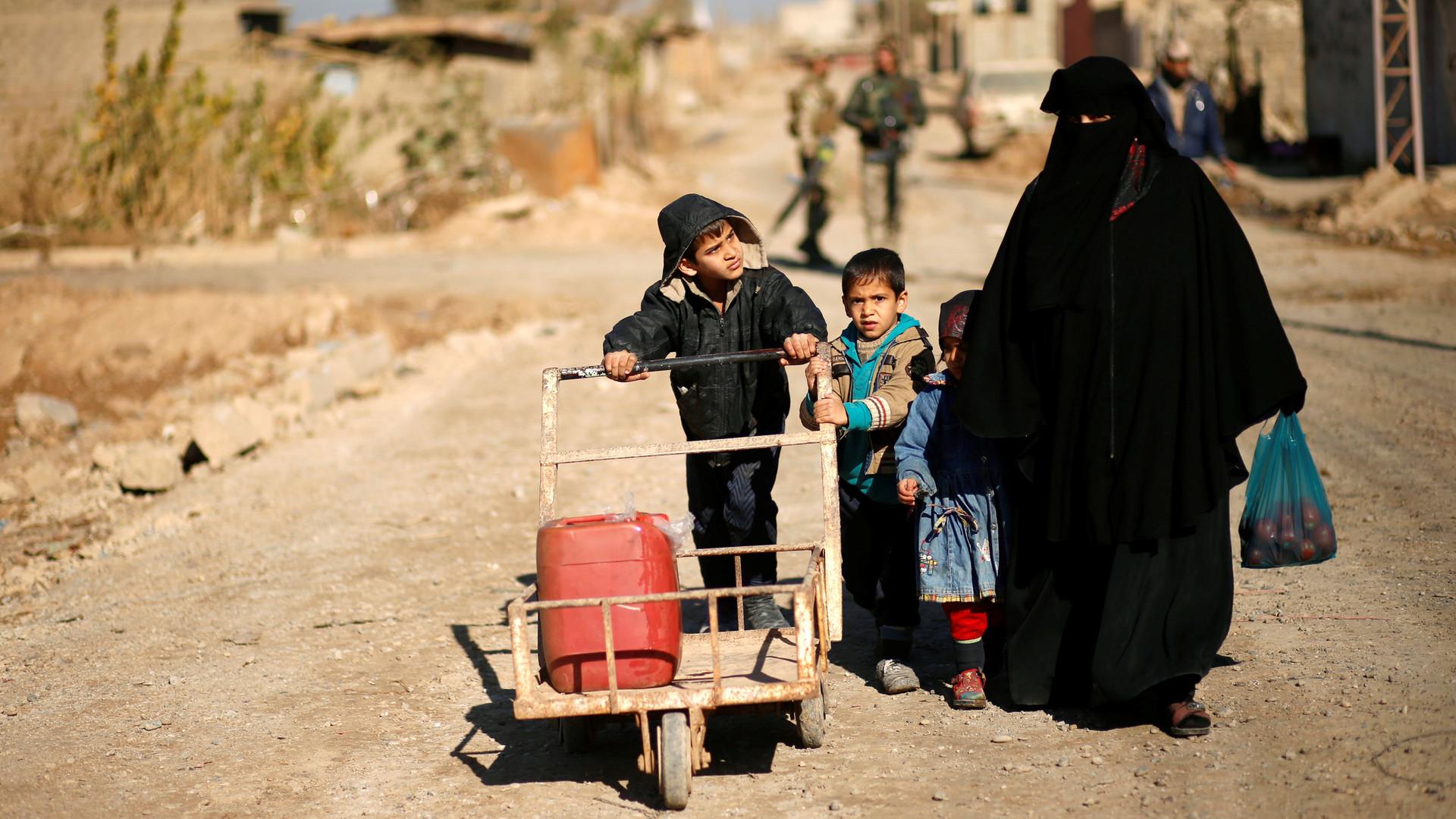 Женская доля: Госдеп выделит по $250 тысяч на бизнес-тренинги для иракских вдов