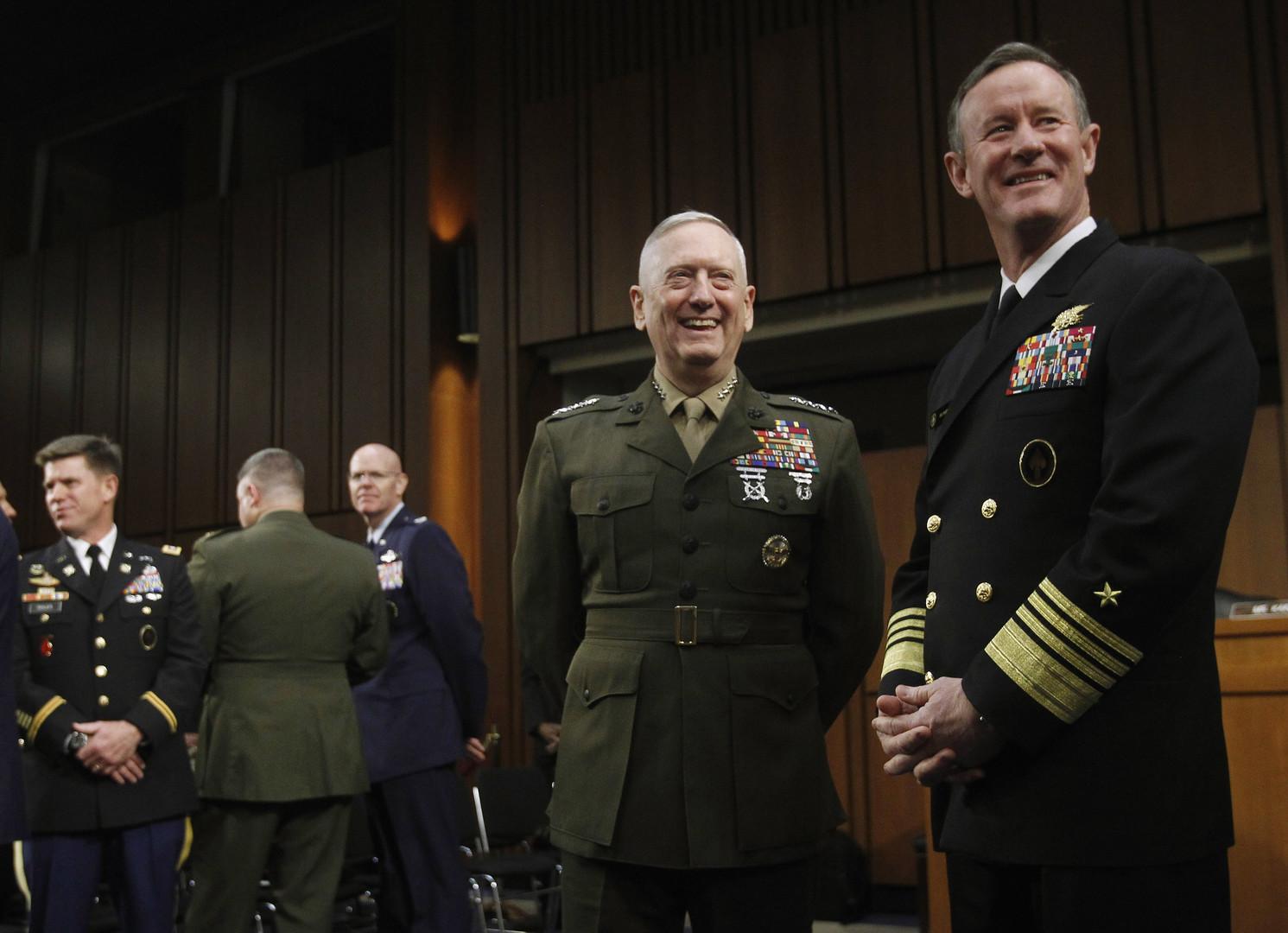 Бешеный Пёс Мэттис: Трамп официально представил нового главу Пентагона