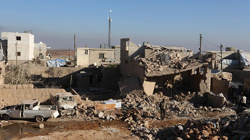 Российский военный погиб после обстрела Алеппо
