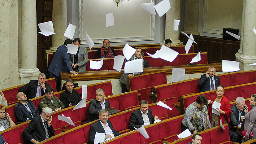 Дел нет: почему на Украине не спешат расследовать нестыковки в декларациях VIP-чиновников