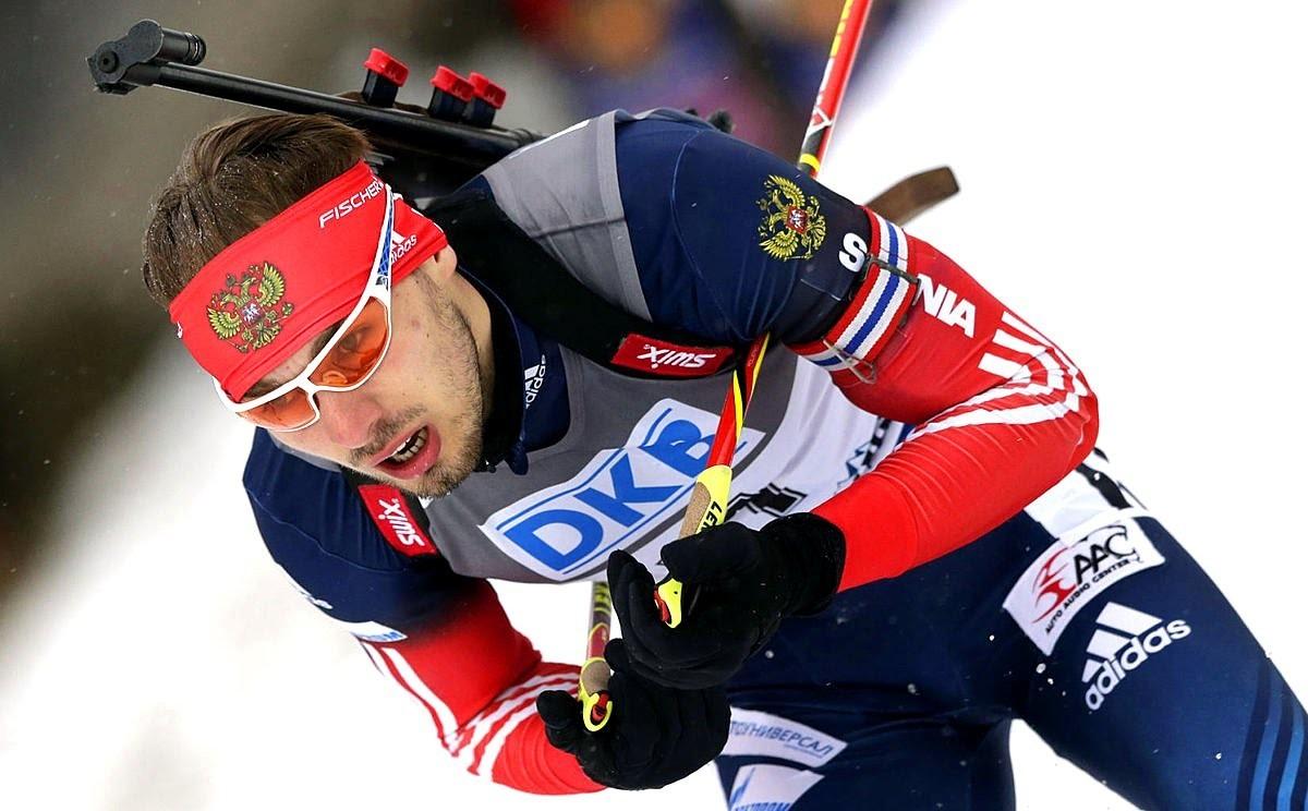 Шипулин забронзовел: Антон вновь стал третьим на этапе Кубка мира по биатлону в Словении