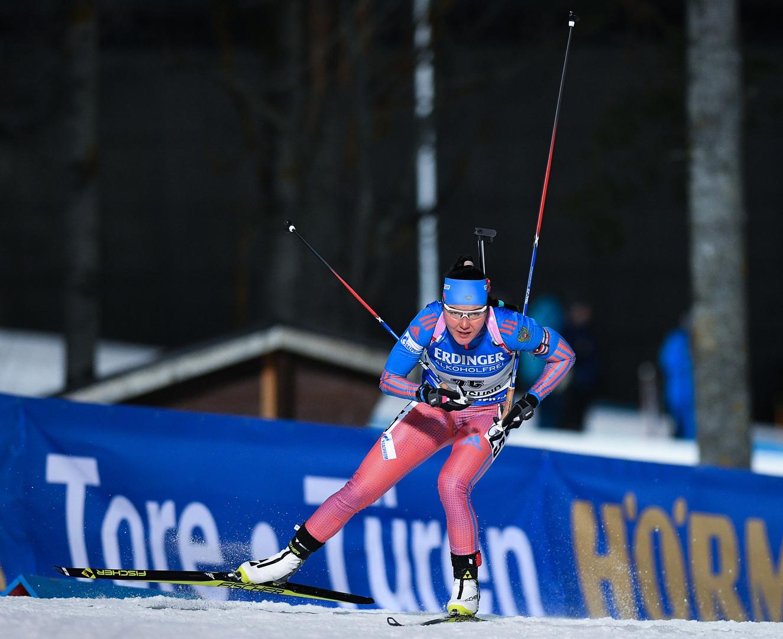 Без чудес: россиянки не попали в первую десятку гонки преследования на этапе Кубка мира