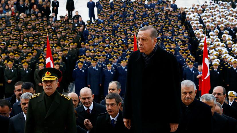 Восточный ветер: назначит ли Турция на посты в НАТО «пророссийских» офицеров