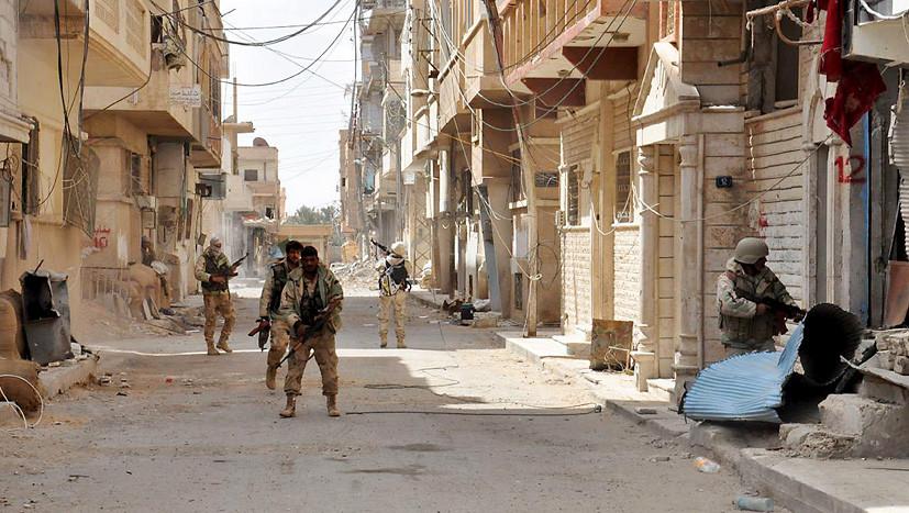 Войти в один город дважды: когда сирийские войска смогут вернуть Пальмиру