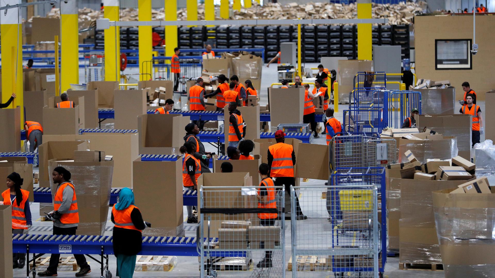 В дебрях Amazon: крупнейший интернет-магазин обвинили в эксплуатации рабочих