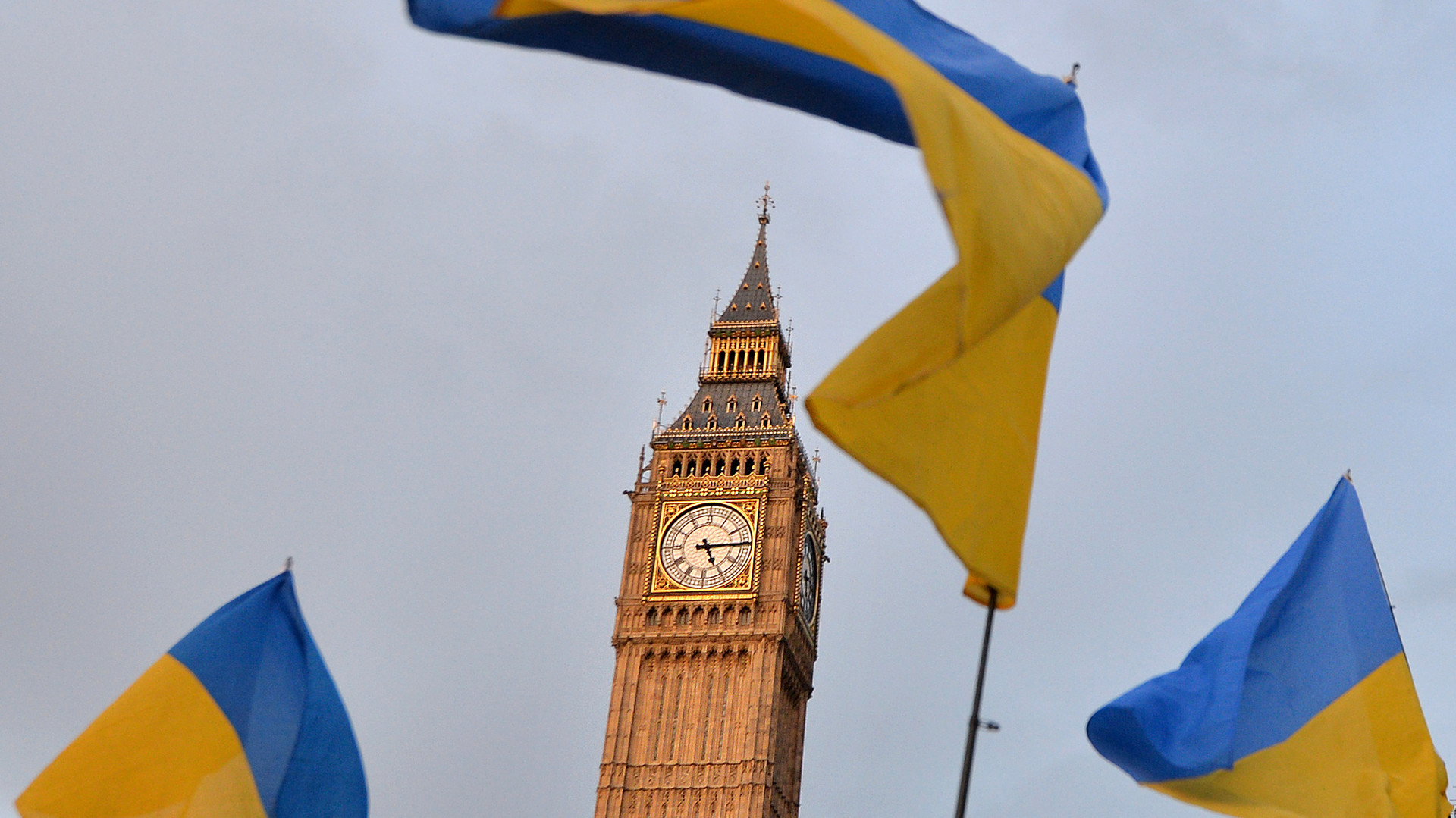 На расследования и аресты: Британия выделит £100 млн Украине и Грузии