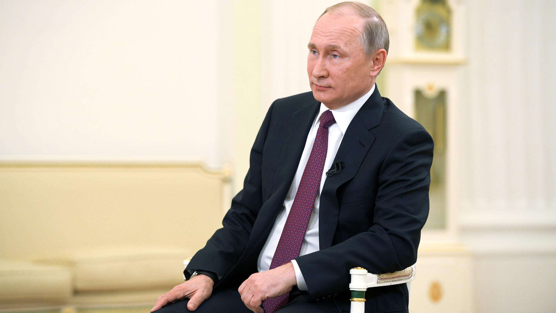 «У России нет территориальных проблем»: Путин в интервью японским СМИ о Курилах
