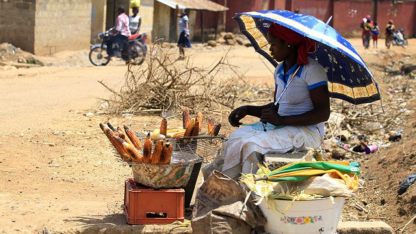 На дне барреля: Нигерия впервые за четверть века оказалась на грани сильнейшего кризиса