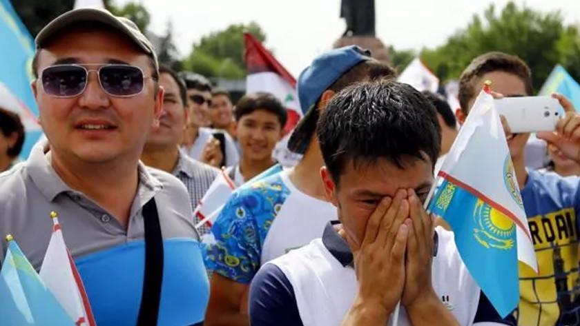 Протесты по-американски: фонд Сороса научит жителей Казахстана «бороться за свои права»