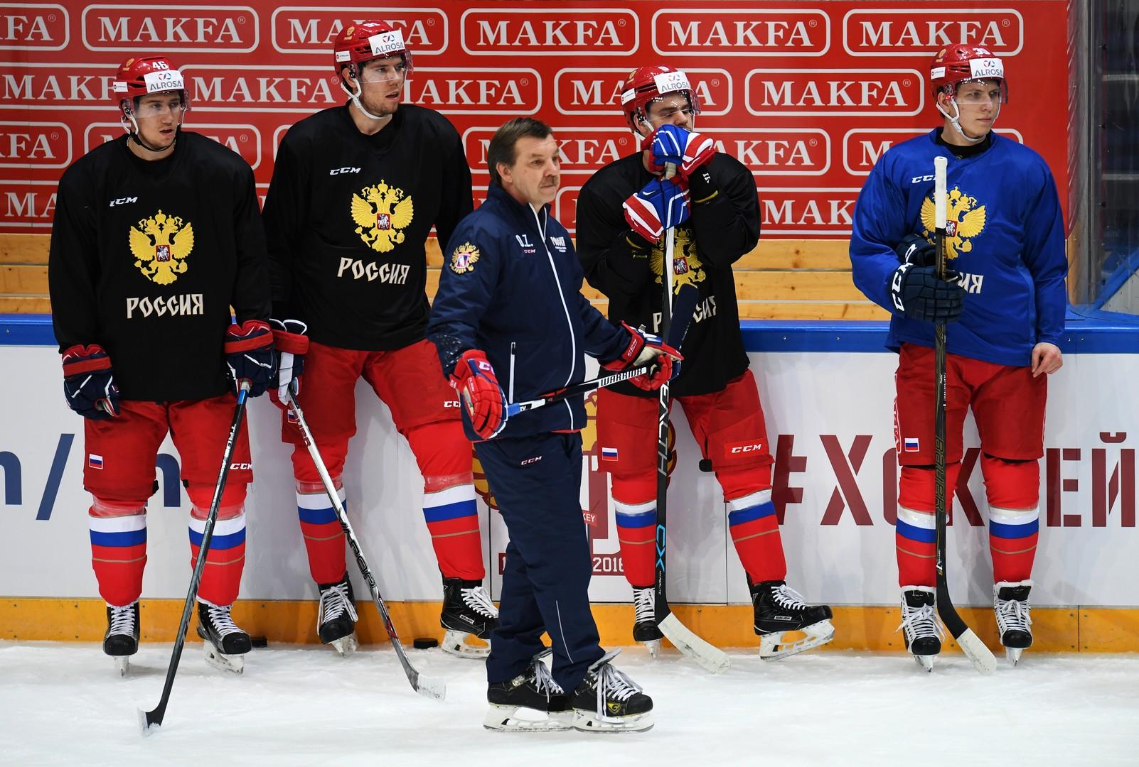 Работа над ошибками: в Москве стартует Кубок Первого канала по хоккею