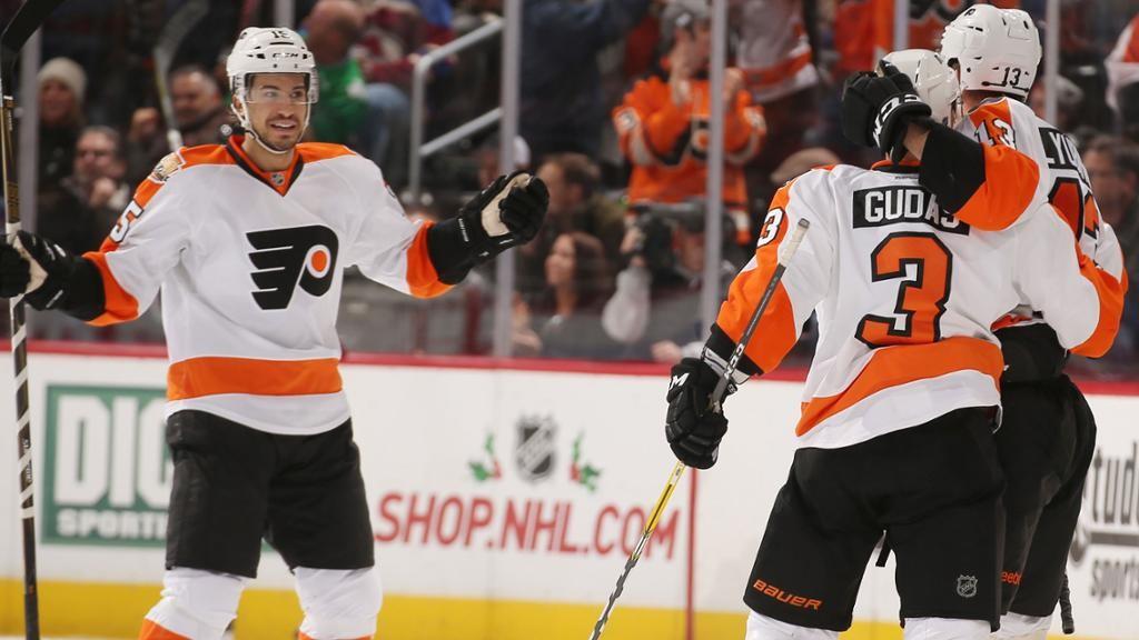 Жестокий Роман: Любимов помог «Филадельфии» установить новый рекорд сезона в НХЛ