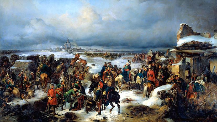 История одной осады: как русский граф захватил прусскую крепость