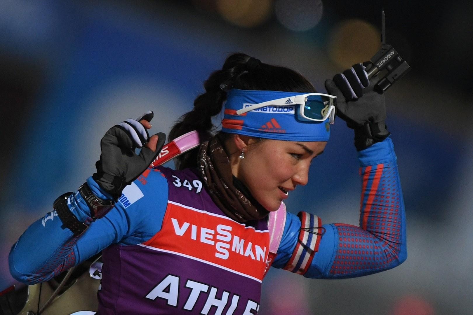 «Вы чисты от допинга?»: как отреагировали на триумф Акимовой на Кубке мира по биатлону