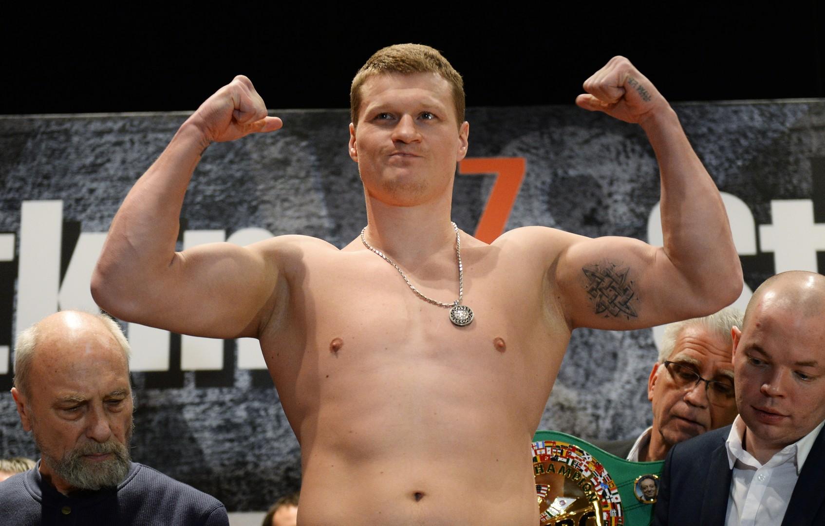 «Совпадение странных фактов»: реакция боксёрского сообщества на допинг у Поветкина