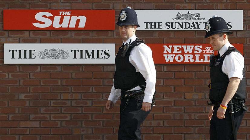На подступах к Темзе: британские СМИ сообщили о киберугрозах Лондону со стороны Москвы