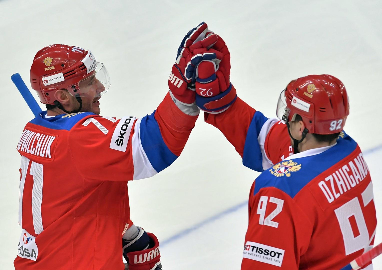 Победное прощание: сборная России обыграла финнов и стала второй на Кубке Первого канала