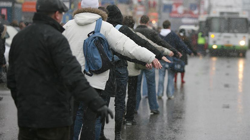 Развоз с последствиями: в Москве расследуют разбойное нападение на пассажиров такси
